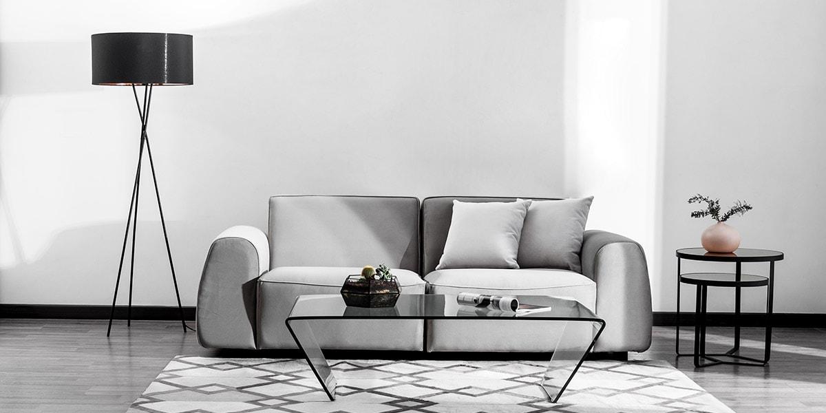 Sincronía en cada elemento, accesorio y color para generar espacios amplios, serenos y aireados.
